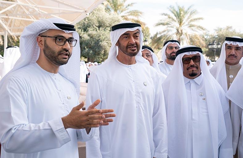 محمد بن زايد: أبناء الإمارات يجسدون نهج العطاء والبذل المتجذر في خدمة مجتمعهم ووطنهم