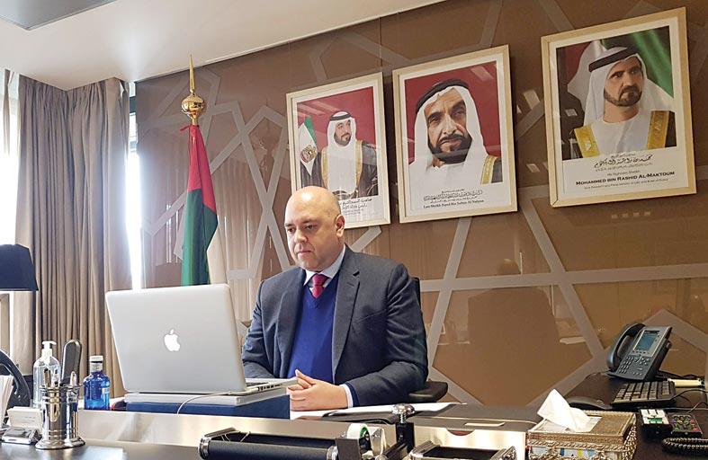 محمد بن راشد: رسالتنا للعالم.. نحن أقوى مجتمعين ومتحدين ومتعاونين