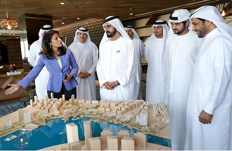 محمد بن راشد يؤكد أهمية توفير كل المقومات الداعمة للإبداع والابتكار