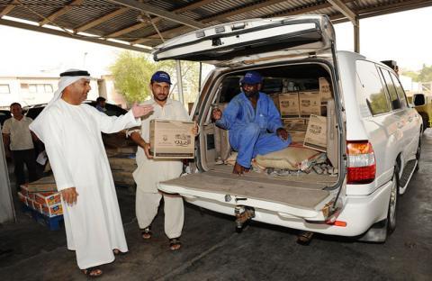 بلدية مدينة ابوظبي تكمل استعداداتها لتوفير المواد الغذائية المدعومة للمواطنين في رمضان