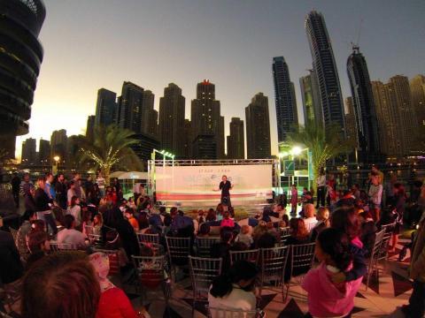 دبي مارينا مول يقدم كاليدوسكوب: مهرجان قراءة القصص للأطفال