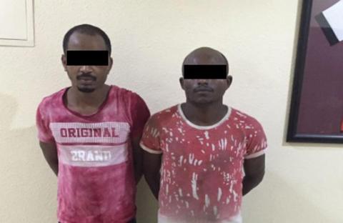 شرطة عجمان تلقي القبض على عصابة استحدثت أسلوباً جديداً للسرقة والنشل