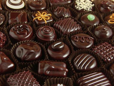 الشوكولا طعم لذيذ وعلاج فعال!