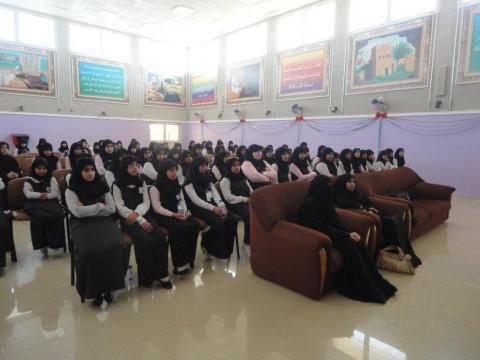 وزارة (الثقافة) تنظم محاضرات توعوية بمدارس شوكة والمناطق المجاورة