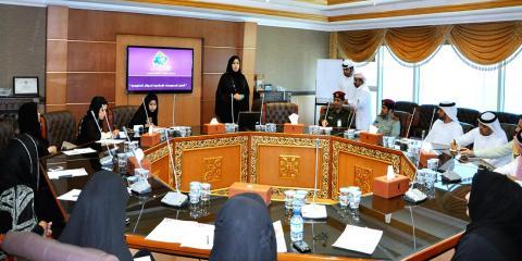 ضمن ملتقى عجمان الاعلامي الثاني .. تنفيذي عجمان يطلق مبادرة افضل الممارسات الإعلامية للدوائر الحكومية
