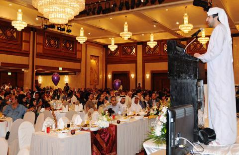 شركة «ستراتا» تقيم احتفالية رمضانية شارك فيها العاملون والقيادات