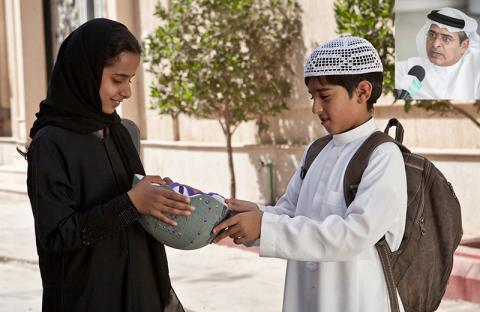 الدورة السادسة لمهرجان الخليج السينمائي تعرض 169 فيلماً من 43 دولة