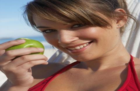 لتفاح يخفض خطر الإصابة بالجلطات