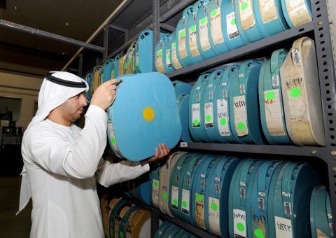 أبوظبي للإعلام تنجز بنجاح المرحلة الأولى من مشروع الأرشفة الرقمية الرائد