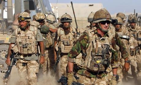 الجيش البريطاني يتجه نحو تسريح 9 آلاف جندي
