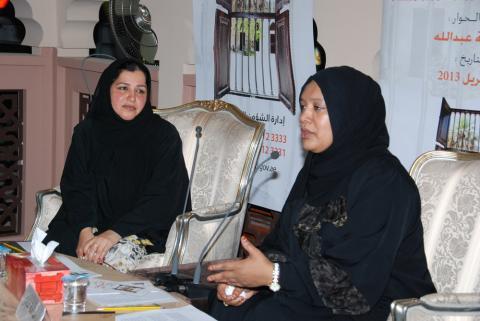 أمسيتان ثقافيتان حول القصص الشعبية والإبل بمقهى الدريشة بالأيام التراثية