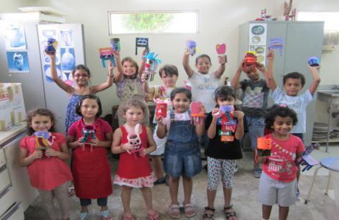 أنشطة الصيف للأطفال والكبار في مركز دبي العالمي للفنون
