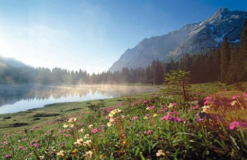 إطلالات ومناظر بانورامية ساحرة تخطف الأبصار في أحضان جبال الألب