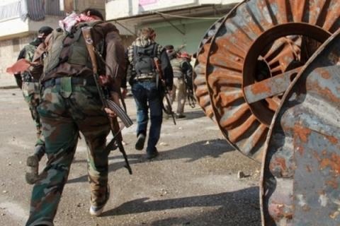 تعزيزات للجيش الحر تخترق القصير وتشتبك مع حزب الله