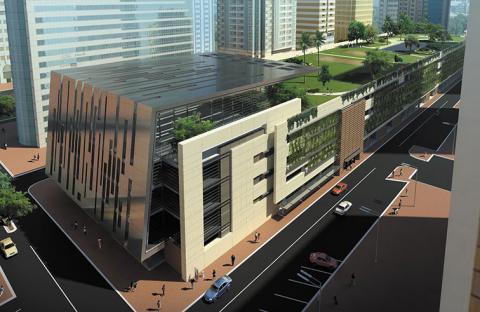 بلدية أبوظبي تكشف عن خططها لإنشاء عدد من المشاريع الخدمية الجديدة في وسط أبوظبي