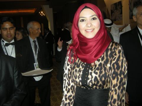 إيريس ميديا تشارك في حفل  جائزة زايد لطاقة المستقبل 2013