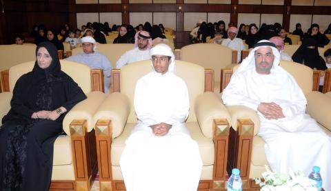 بمناسبة يوم اليتيم العربي خيرية النعيمي تنظم احتفالية ترفيهية بمشاركة 250 يتيماً