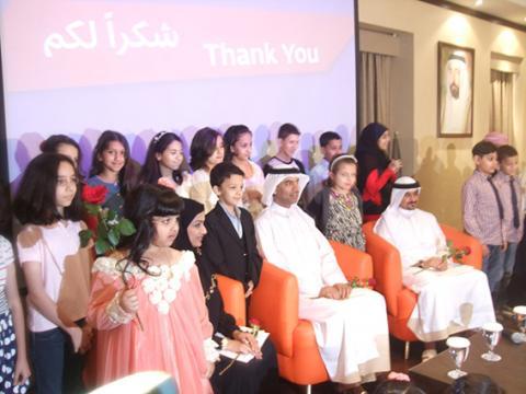 انطلاق الدورة الخامسة لفعاليات مهرجان الشارقة القرائي للطفل