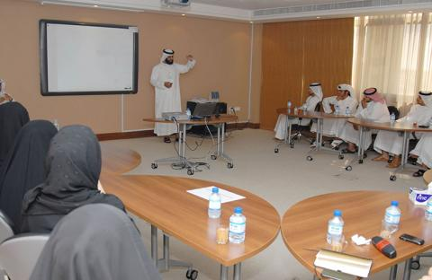 بلدية مدينة العين تنظم الملتقى التعريفي الثاني للموظفين الجدد