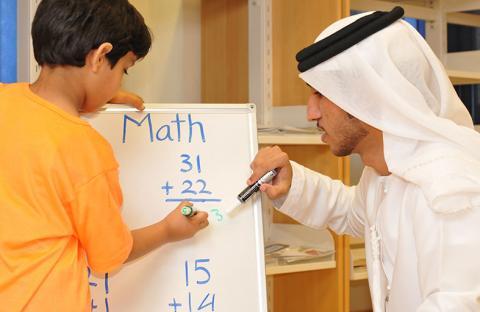 الإمارات للتطوير التربوي تمنح بكالوريوس التربية للمواطنين وفق أرقى النظم العالمية
