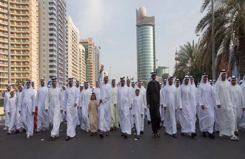 دولة الإمارات تمتلك إرثا غنيا من التراث المتنوع