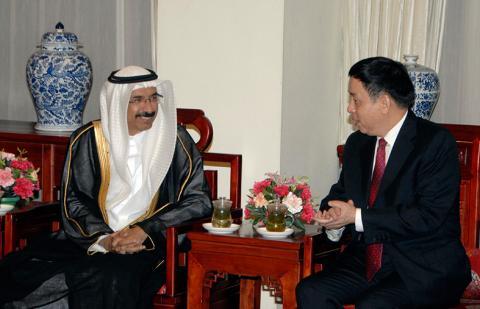 رئيس المجلس الوطني الاتحادي يبدأ زيارة إلى بكين