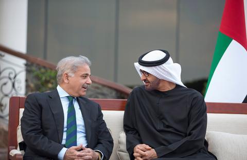 محمد بن زايد: الإمارات تحرص على تنمية علاقاتها مع البلدان الصديقة