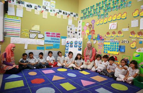 مدرسة دار المعرفة في دبي تحصل على اعتماد البكالوريا الدولية