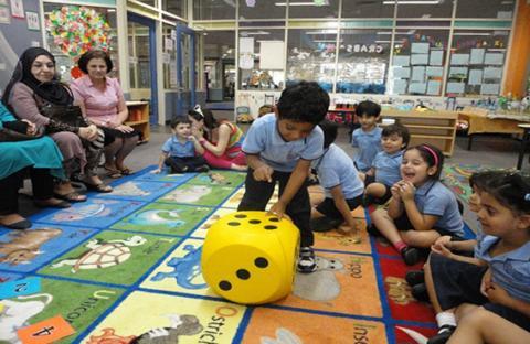 مدرسة فيكتوريا الدولية في الشارقة  تستضيف يوم الأجداد الأول ويوم الصديق المميز
