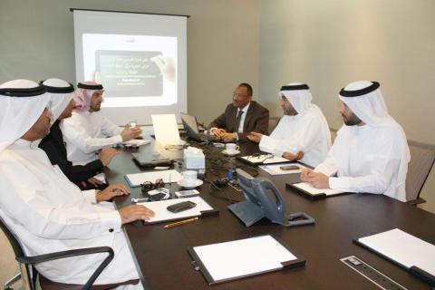 مركز جمعة الماجد ومؤسسة محمد بن راشد يتعاونان في مجال الأرشفة الإلكترونية