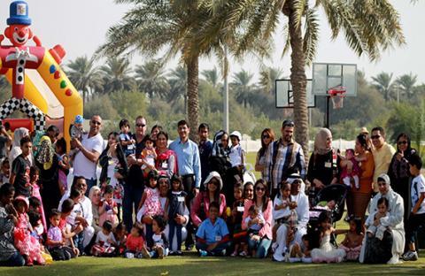 مستشفى الكورنيش في أبوظبي يستضيف اللقاء السنوي للأطفال الخدج