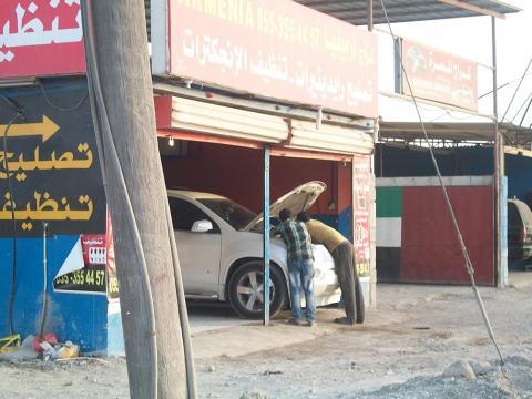 أصحاب السيارات : ورش الصيانة يديرها عمال غير مؤهلين ويمارسون الغش أحيانا