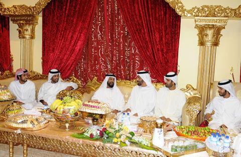 مبادرة ولي عهد أبوظبي للحد من تكاليف احتفالات الأعراس ضاعفت أعداد الشباب المقبل على الزواج