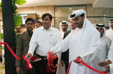 منطقة عجمان الحرة تدشن مركزاً لوجستياً لخدمة المستثمرين