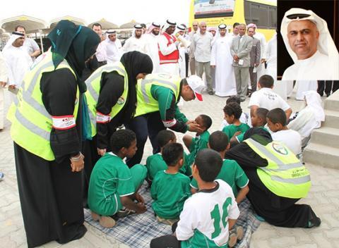 مواصلات الإمارات تطلق الموسم الثاني لحملة السلامة والصحة المهنية