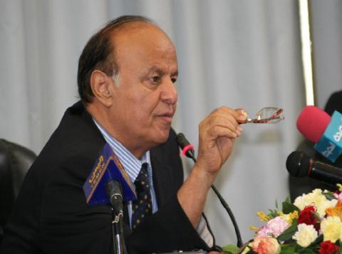 هادي يحدد 4 أيام للتوصل الى اتفاق مع الحوثيين