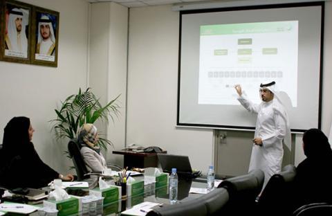 هيئة كهرباء ومياه دبي تستقبل وفداً من جمارك دبي