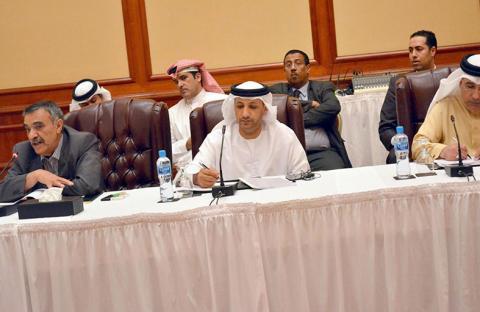 وفد الشعبة البرلمانية يشارك في اجتماعات لجان البرلمان العربي الفرعية والدائمة في البحرين