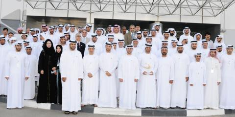 العين للتوزيع تكرم سفراء التميز في احتفالية حضرها الأمين العام للمجلس التنفيذي