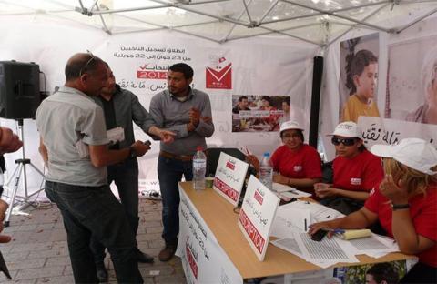 أربعة مخاطر تتهدد العملية الانتخابية في تونس