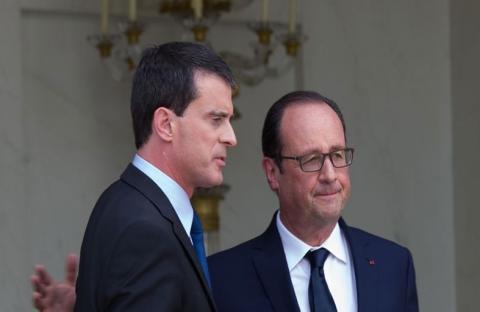 معركة ما بعد هولند تستعر في فرنسا
