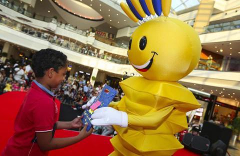 فاعلية أزياء الصيف مع مدهش للأطفال تنطلق في دبي وسط حضور جماهيري كثيف