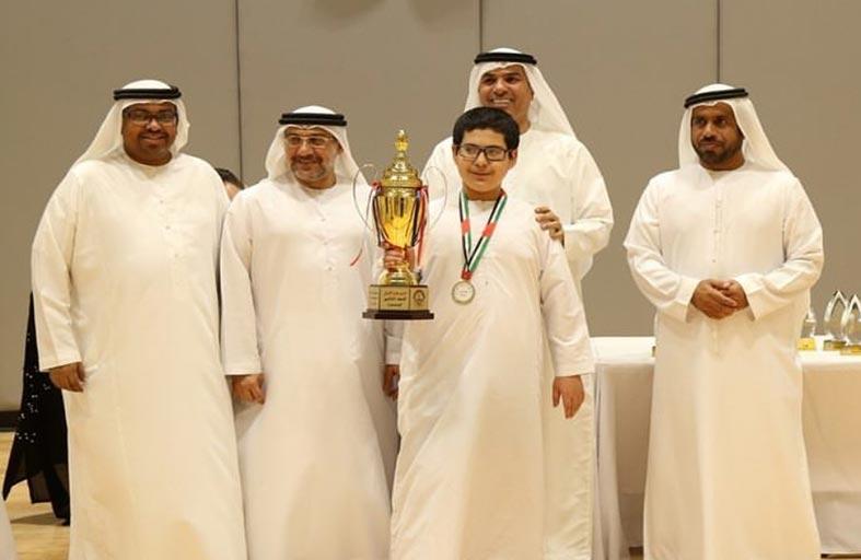 منطقة دبي التعليمية تتصدر نهائيات بطولة مدراس الدولة الفردية للشطرنج برصيد 14 ميدالية ذهبية
