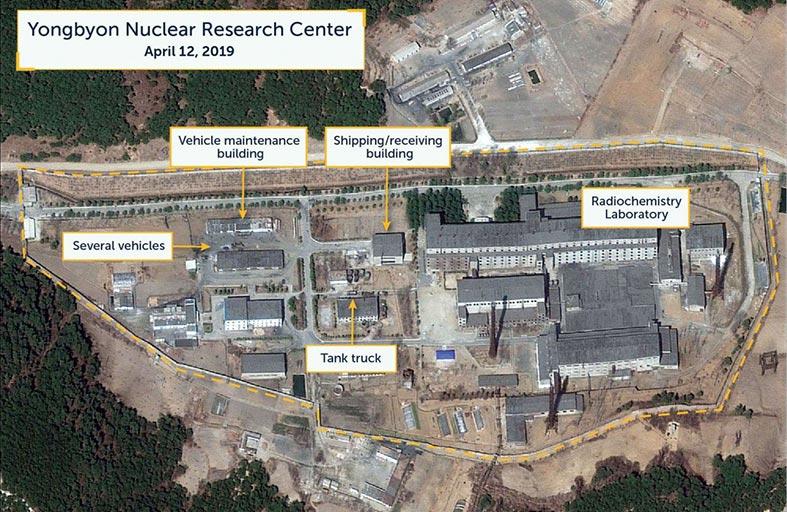 رصد أنشطة بموقع نووي في كوريا الشمالية