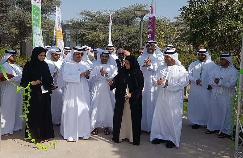 الشيخة فاطمة ترعى مهرجان أبو ظبي التقني للصحة واللياقة في حديقةأم الإمارات للمرة السابعة