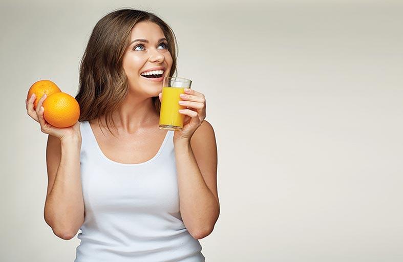 كوب من البرتقال يقي من هذا المرض الخطير