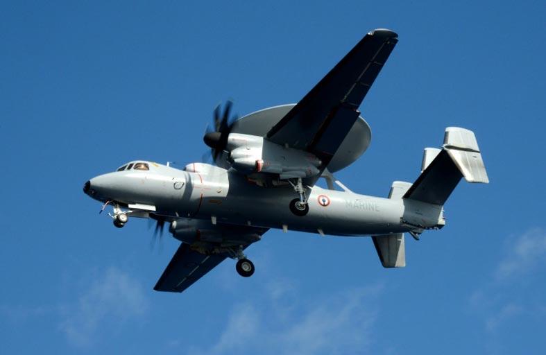واشنطن تبيع باريس 3 طائرات «هوك آي» للإنذار المبكر
