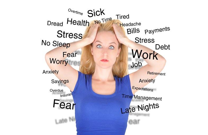 علماء النفس يوضّحون 4 أنواع مختلفة للإجهاد وكيفية إدارتها