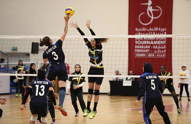 سيدات الوصل يظفر بثلاثة أشواط نظيفة على حساب الفتاة الكويتي