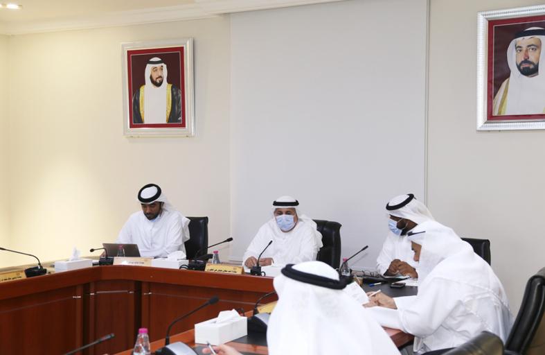 بلدي دبا الحصن يعقد اجتماعه للدور العادي الأول من الفصل السنوي الـ 17